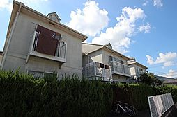 共立松ヶ丘アパート[2階]の外観