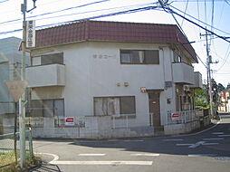 芳野コーポ[202号室]の外観