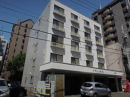 北海道札幌市中央区南五条西10丁目の賃貸マンションの外観