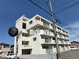 吉田IIマンション[4階]の外観