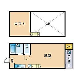 【敷金礼金0円!】クイーン・ライフII