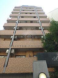 大阪府大阪市中央区石町2丁目の賃貸マンションの外観
