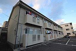伊藤コーポ串戸[2階]の外観