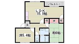 英賀保駅 6.2万円