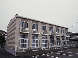 神奈川県川崎市麻生区細山1の賃貸アパートの外観