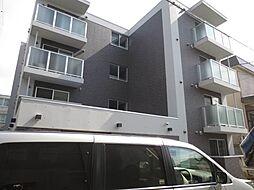 北海道札幌市西区山の手二条1丁目の賃貸マンションの外観