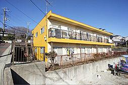 上山コーポ[2階]の外観