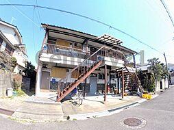 大阪府池田市呉服町の賃貸アパートの外観