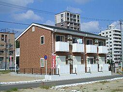 セトル箱崎[1階]の外観