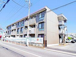 東京都西東京市緑町2丁目の賃貸マンションの外観