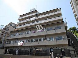 兵庫県明石市東山町の賃貸マンションの外観
