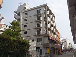 福岡県福岡市東区香椎駅前1丁目の賃貸マンションの外観