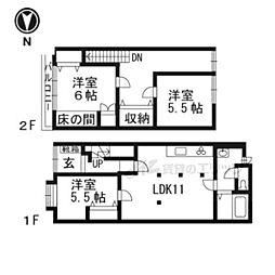 京都地下鉄東西線 二条城前駅 徒歩7分