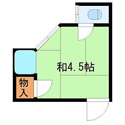 大物駅 1.5万円