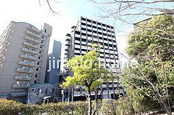 フォレステージュ江坂公園[15階]の外観