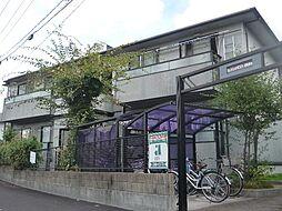 サンガーデン道後緑台B棟[201 号室号室]の外観