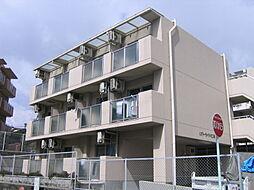 兵庫県西宮市仁川町2丁目の賃貸アパートの外観