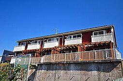 福岡県北九州市小倉北区上富野1丁目の賃貸アパートの外観