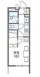 AOI[1階]の間取り