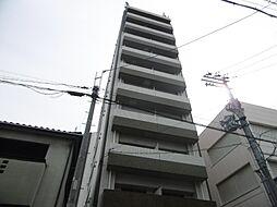 SWISS天王寺II[4階]の外観