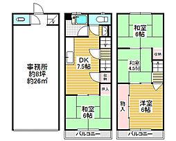 初芝駅 8.5万円