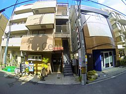 兵庫県西宮市甲東園1丁目の賃貸アパートの外観