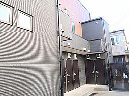 ルネコート東長崎[104号室]の外観