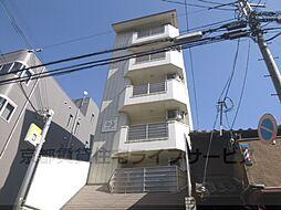 シャト−クレ−ル[6階]の外観