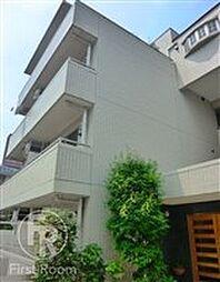 東京都大田区東蒲田2丁目の賃貸マンションの外観