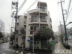 東京都足立区千住5丁目の賃貸マンションの外観