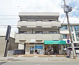 京都府京都市北区大宮東総門口町の賃貸マンションの外観