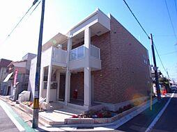 クレールコート[2階]の外観