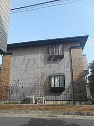 東京都足立区足立3丁目の賃貸アパートの外観