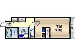 Casa Calma[2階]の間取り