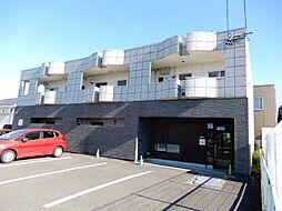 岐阜県岐阜市西中島3丁目の賃貸マンションの外観