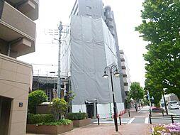 東京都新宿区中落合2丁目の賃貸マンションの外観