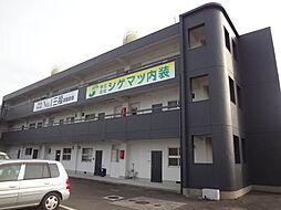 愛媛県松山市古三津5丁目の賃貸マンションの外観