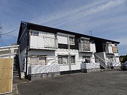 三重県度会郡玉城町下田辺の賃貸アパートの外観