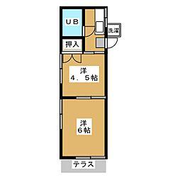 富士見ヶ丘駅 5.8万円