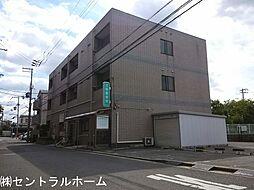 大阪府堺市北区中百舌鳥町4丁の賃貸マンションの外観