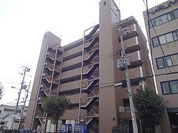 ツインコート平野II番館[3階]の外観