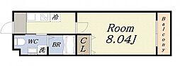 MOCO−03[2階]の間取り