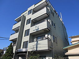 ビケンアーバンス[3階]の外観