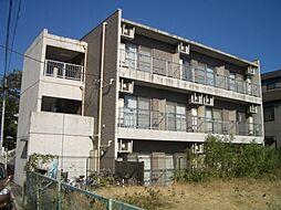 東京都世田谷区深沢4丁目の賃貸マンションの外観