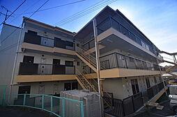 ビューハイム西村[2階]の外観