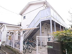 ホワイトピュアカマタ[2階]の外観