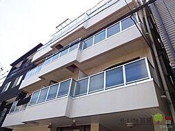 大阪府大阪市住吉区我孫子東3丁目の賃貸マンションの外観