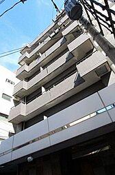 福岡県福岡市中央区荒戸3の賃貸マンションの外観
