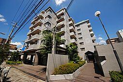 オークヒルズ北大阪[8階]の外観
