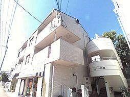 兵庫県神戸市東灘区御影3丁目の賃貸マンションの外観